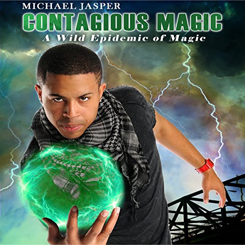 A Wild Epidemic of Magic cover art