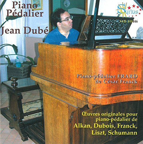 Jean Dube Plays the Erard Pedal Piano of