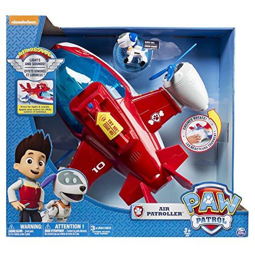 PAW Patrol, Air Patroller, Aereo Tematizzato Cuccioli Paw Patrol, 6026623
