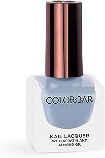 Colorbar Nail Lacquer, Sunshine Blue, 12 ml