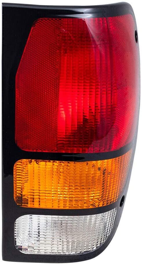 Passengers Colorado Springs Lowest price challenge Mall Taillight Taillamp Assembly DOT for 94-00 Maz Stamped
