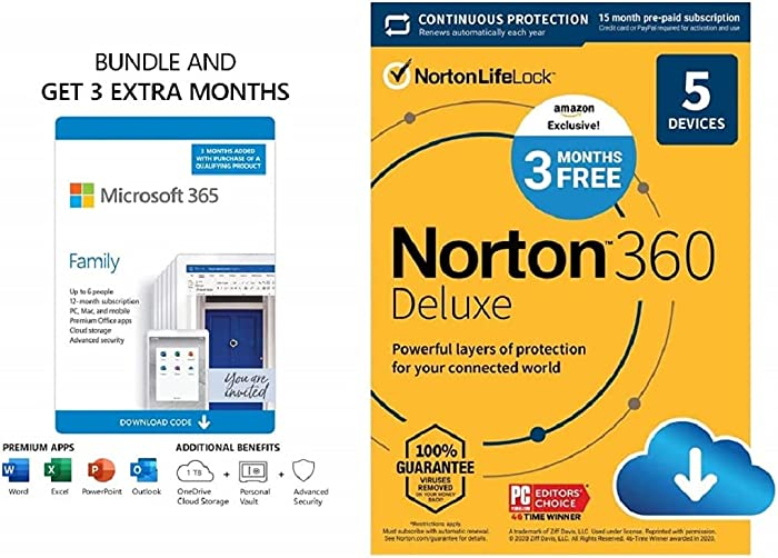 Top 10 Microsoft Office 365 Home 15Month