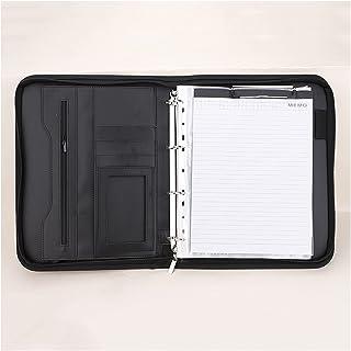 File Folders A4 و STALE حجم ملف مجلد سستة حقيبة متعددة الوظائف الموثق مجلد الملفات المحمولة مع أكياس تخزين متعددة للمكاتب ...