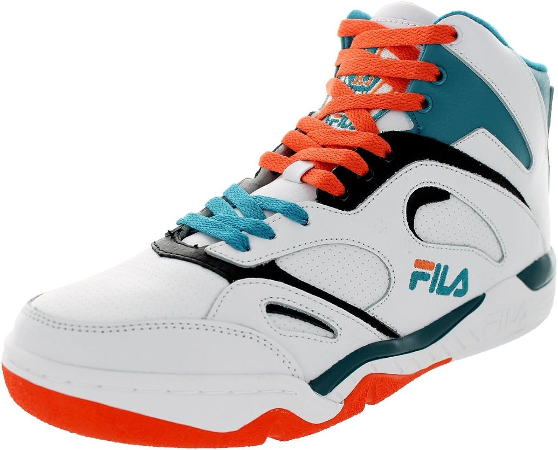 Fila herrar Kj7 Ankle -High läder Basketballsko Basketballsko Basketballsko  snabb leverans