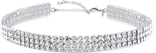 Best real diamond choker necklace Reviews