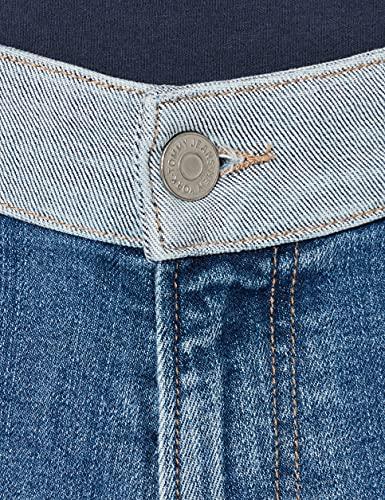 Tommy Jeans Hombre Tjm Scanton Heritage Slim Jeans, Azul (TJ DENIM COLORBLOCK 1A4), W31/L34