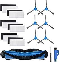 Jorllina Replacement Parts Compatible with Kyvol Cybovac E20, E30, E31, ionVac Robot Vacuum 2000PA Accessories