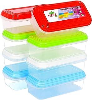 comprar comparacion NEEZ Juego de recipientes para comida de bebé, Comida para bebés Recipientes, Calentadores de comida para comida alimentac...