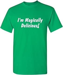 Magically Delicious St. Patrick's Day Saint Irish Pats Sarcastic Funny T Shirt