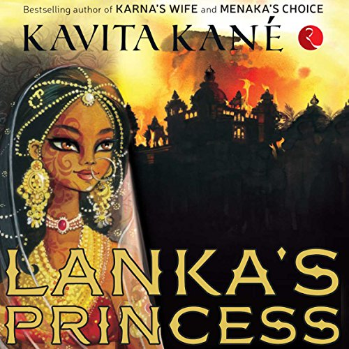Lanka's Princess cover art