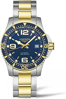 Longines Hydroconquest Automatic Blue Dial Mens Watch L37423967