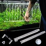 Jiamins - Difusor de barra de burbujas para acuario