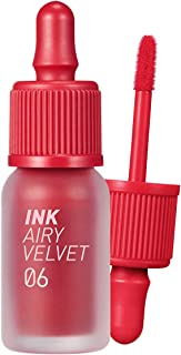 Peripera Ink Airy Velvet 0.14 Ounce 06 Sold Out Red