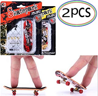 Lisanl Fingerboard Skate Park Ramp Parts f/ür Tech Deck Fingerboard Ultimate Parks a