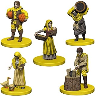 WizKids Agricola Game Expansion Yellow