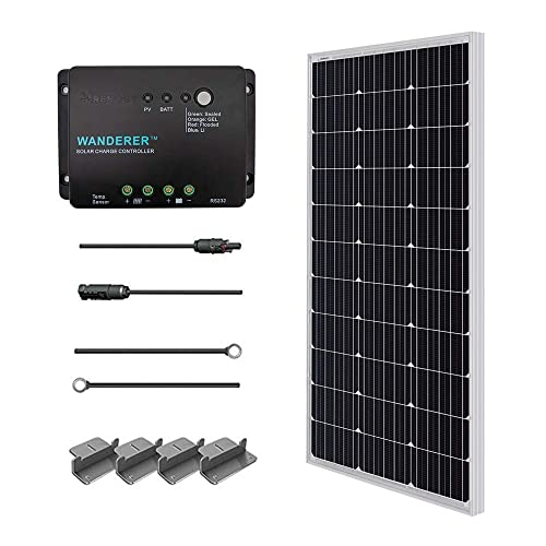 Solar Panel Kit for Homes: Amazon com