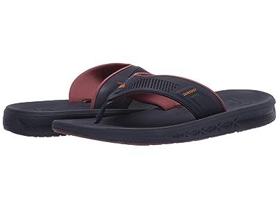 Quiksilver Current Water-Friendly Sandals (Blue/Brown/Blue) Men