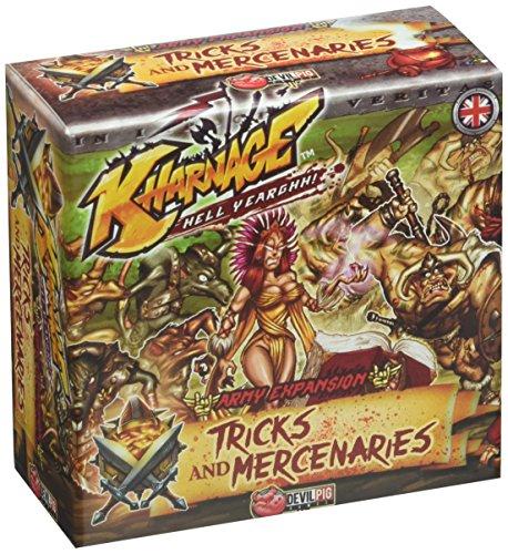 Kharnage: Tricks & Mercenaries - Army Expansion