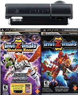 InviZimals & InviZimals 2: Shadow Zone w/ Camera PSP