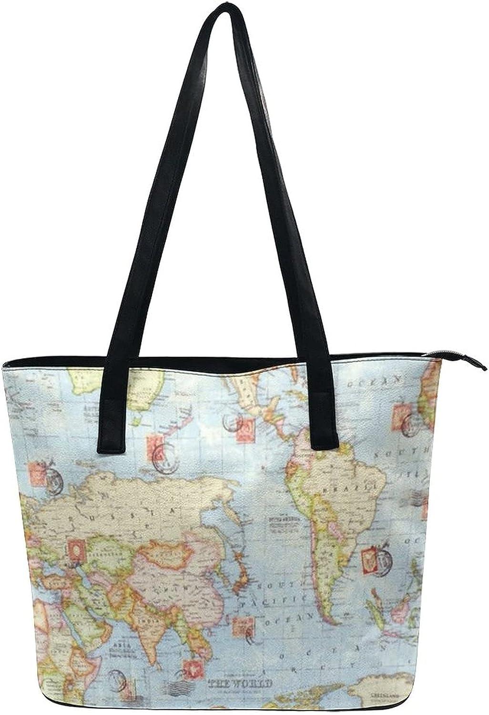 Tote Satchel Bag Shoulder Beach Bags For Women Lady Fashion Wallets