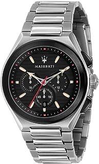 ساعت مازراتی R8873639002 Silver Steel 316 L Analog Quartz Man Watch