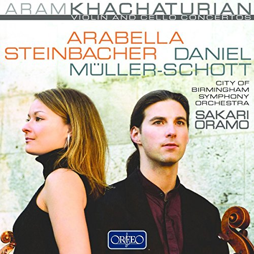 Aram Khatchaturian: Konzerte für Violoncello und Violine
