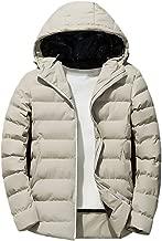 2019 Plus Velvet Coats for Men Winter Warm Fashion Hoodies Zipper Long Sleeve Casual Tops Slim Thick Jackets Outwear