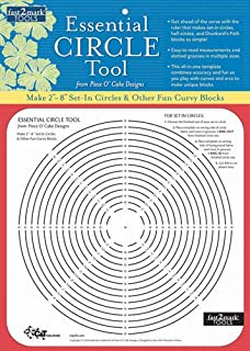 fast2mark™ Essential Circle Tool from Piece O' Cake Designs: Make 2