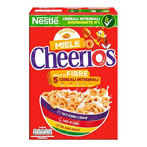 CHEERIOS Ciambelline di Cereali Integrali e Miele 375 g