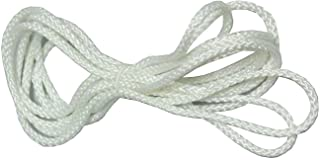 4 ft. White Continuous Loop Cord 3.2mm Window Blind Looped String, Hunter Douglas, Bali, Graber, Kirsch, and many more