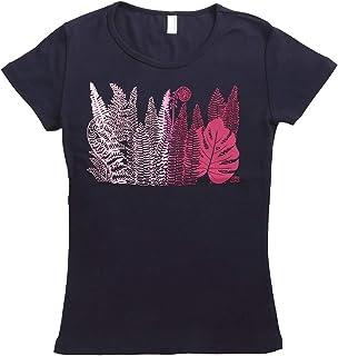 (ムームーママ) MuuMuuMama 半袖 フライス Tシャツ クプクプ柄