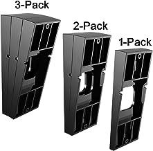 CAVN 3-Pack Adjustable ( 5 to 15 Degree ) Ring Video Doorbell Pro Angle Mount, Premium Quality Corner Kit Angle Adjustment...