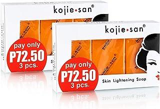 Kojie San Whitening Soap,3PCS