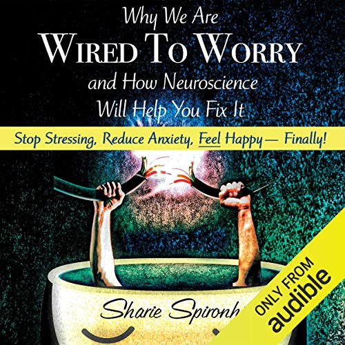 Why We Are Wired to Worry and How Neuroscience Will Help You Fix It audiobook cover art
