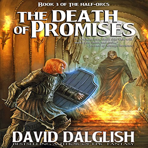 The Death of Promises audiobook cover art