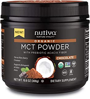 Best perfect keto chocolate mct oil powder Reviews