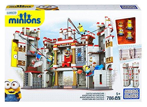 Gru: Mi Villano Favorito Mega Bloks CNT39 - Juego Minions La Aventura del Castillo