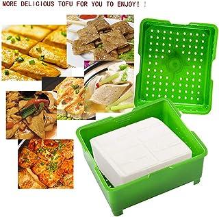 DIY Plástico Del Queso De Soja De Prensa,Homemade Tofu Press-maker Caja Con El Paño De Queso Cocina Que Cocina El Sistema De Herramienta