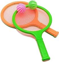 Garasani Kids Champ Tennis Racket Toy Set Kids with 2 Rackets Color of random