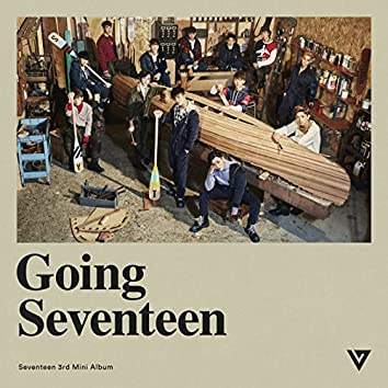 Seventeen 3rd Mini Album 'Going Seventeen'