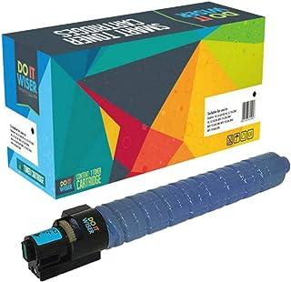 Do it wiser Toner Compatible con Ricoh Aficio MP C2030 C2050 C2051 C2530 C2550 C2551 841505 (Cian 5500 páginas)