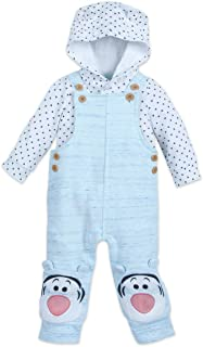 Disney Tigger Dungaree Set for Baby - Winnie The Pooh Size 3-6 MO Multi