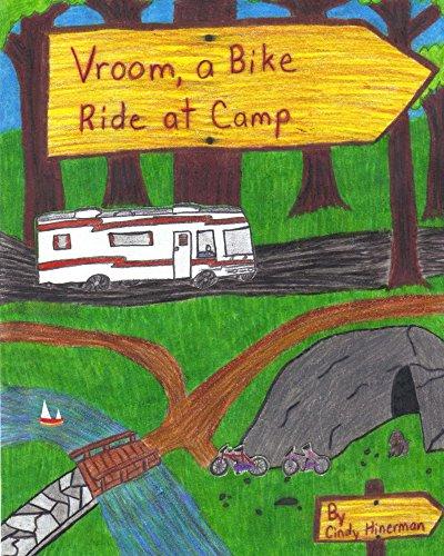 Vroom, A Bike Ride at Camp (English Edition)