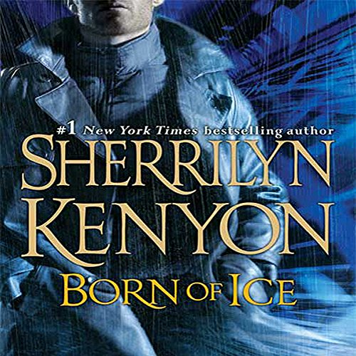 Born of Ice audiobook cover art