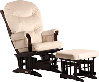 Dutailier SLEIGH 0338 Glider chair with Ottoman Included
