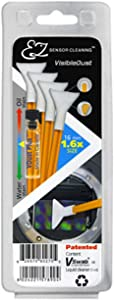 Visible Dust 1 6x Sensor Cleaning Kit  Vdust Solution and Orange Swabs...