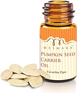 Mesmara Cold Pressed Pumpkin Seed Carrier Oil 30 ml 100% Pure Natural & Undiluted