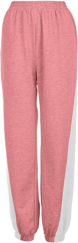 MIVAMIYA Women's Lounge Jogger Pants Workout Sweatpants Soft Lounge Yoga Pants Comfy Pajama Pants Casual Trousers