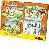 HABA - Rompecabezas (Puzzle Rompecabezas, Flora & Fauna, Niños, Seasons, Niño/niña, 3 año(s))