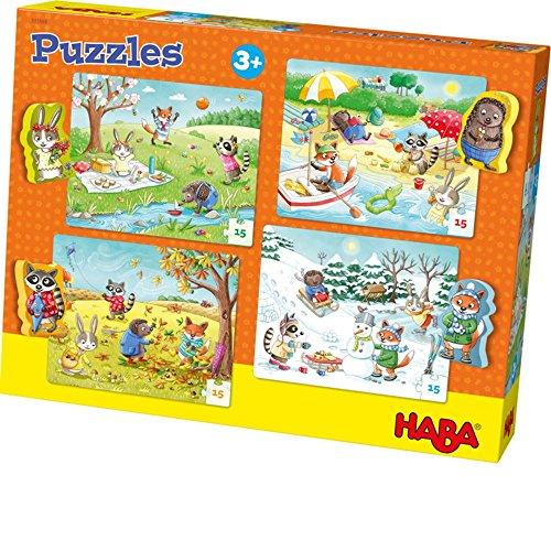 Set de puzzles de HABA